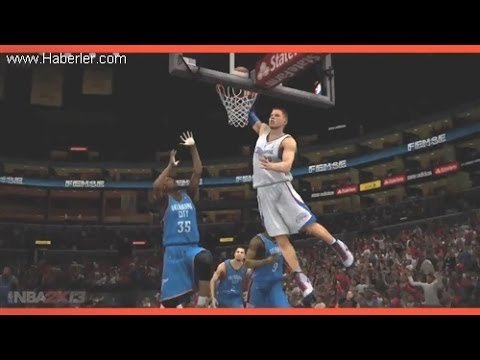 NBA 2k14 TOP 10 DUNKS