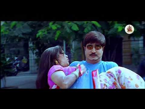 Evandoi Srivaru Movie - Rama Prabha, Krishna Bhagavaan, Srikanth, Sunil Comedy Scene video