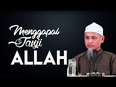 Menggapai Janji Allah - Ustadz Ali Ahmad Bin Umar