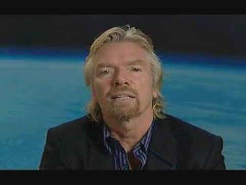 Virgin Galactic Overview with Richard Branson