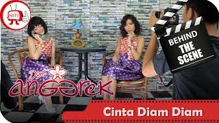 Duo Anggrek Behind The Scenes Video Klip Cinta Diam Diam NSTV