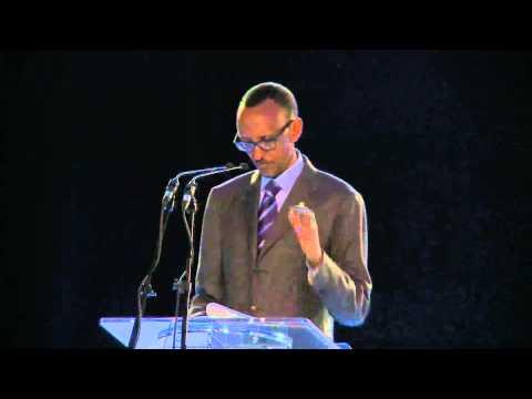 President Kagame Speech at Rwanda Day - Toronto, 28 September 2013
