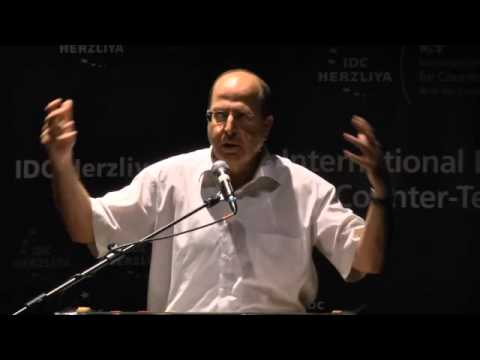 Lt. Gen. (Ret.) MK Moshe Bogie Yaalon - ICT's 13th International Conference