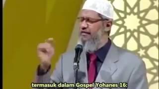 Wanita Kristen Masuk Islam Setelah Mendengar Penjelasan Oleh Dr  Zakir Naik