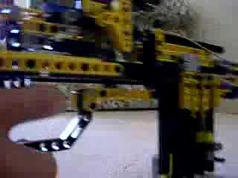 Semi-Auto Lego Sniper Rifle (Gen 1.0)