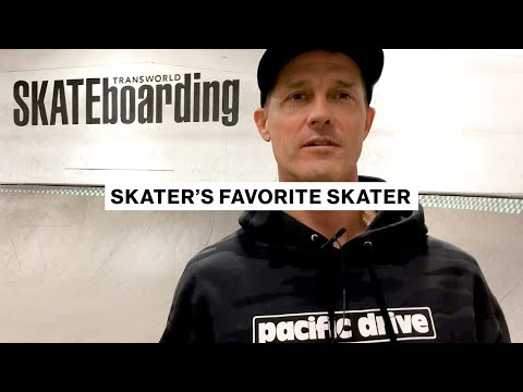 Skater's Favorite Skater | Danny Way