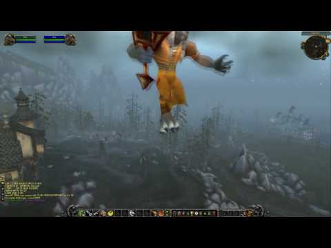 world of warcraft cataclysm worgen. WoW Cataclysm: Worgen Form