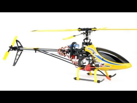 Exceed G2 Brushles 2.4Ghz 6ch 3D Helicopter Overview