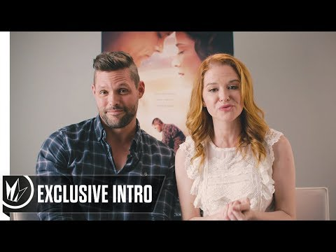 Indivisible Justin Bruening And Sarah Drew Shout Out (2018) -- Regal [HD]