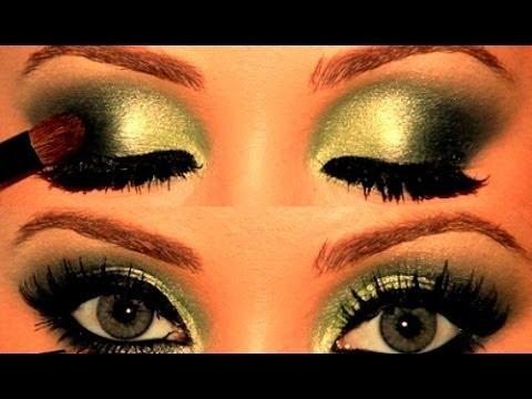 El mejor maquillaje de ojos del mundo f cil sencillo y - Ojos ahumados para principiantes ...