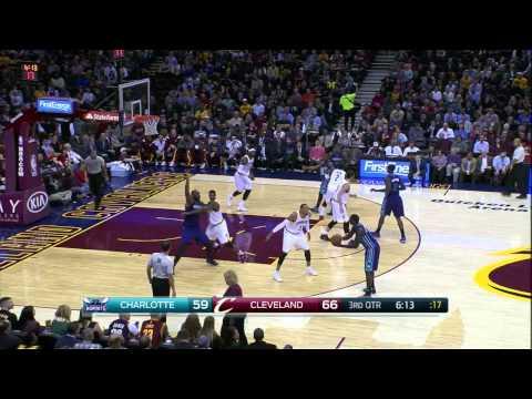 Charlotte Hornets vs. Cleveland Cavaliers Full Highlights 12.15.2014