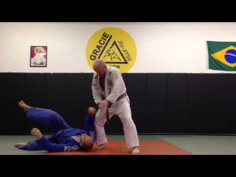 Gracie Jiu Jitsu Self Defense Demo Image 1