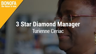3 Star Diamond Manager Turienne Ceriac