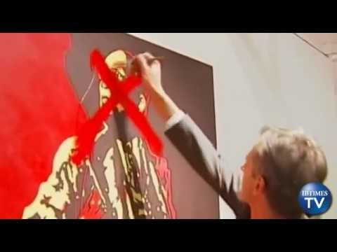 Zuma Painting Controversy Controversial Painting
