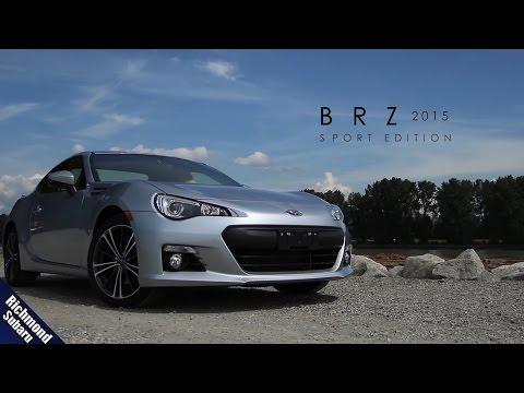 2015 Subaru BRZ Review! Sport-tech Tour: Best Affordable Sports Car