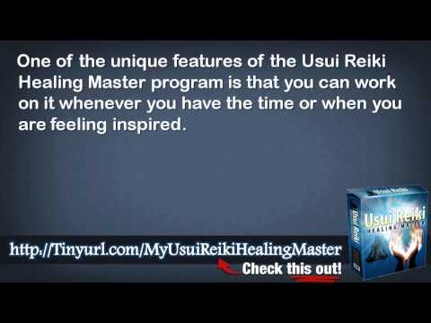 Bruce Wilson Usui Reiki Healing Master And Usui Reiki Master Level