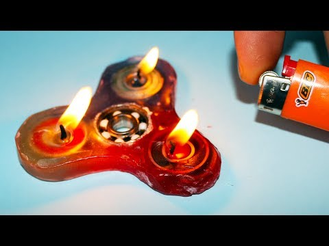 3 Awesome Life Hacks or Toys - DIY FIDGET Toys