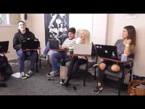 NZ SCHOOL OF RADIO TAURANGA GRAD VIDEO 2015