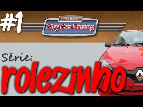 Rolezinho? City Car Driving #1 [PT-BR]