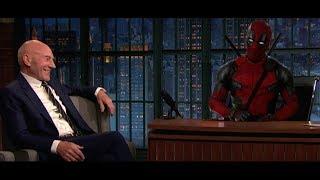 Deadpool's Late Night Talk Show (Ryan Reynolds)