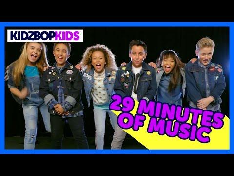 KIDZ BOP Kids - 24K Magic, Gold, Don't Wanna Know, & other top KIDZ BOP songs [29 minutes]