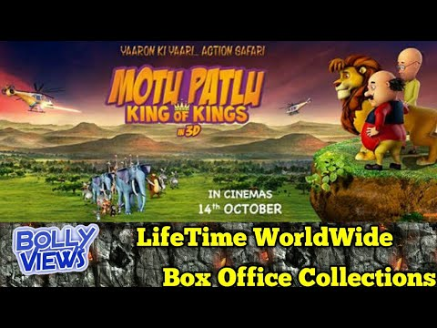 MOTU PATLU KING OF KINGS Movie LifeTime WorldWide Box Office Collections Verdict Hit Or Flop thumbnail