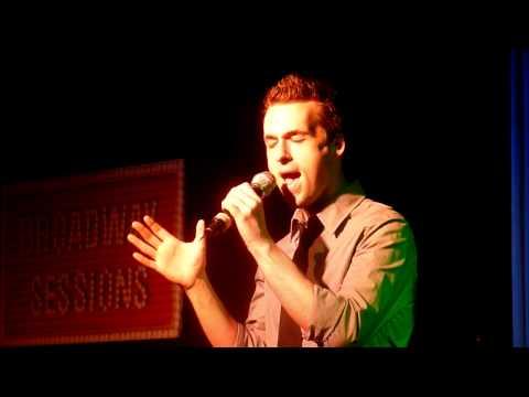 Danny McNie - Faithfully at CCM 2011 Showcase Cabaret