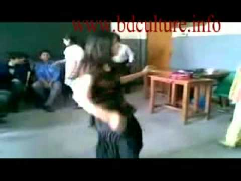 Bangladeshi University Girls Dance video