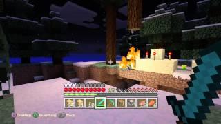 Minecraft: PlayStation®4 Edition Real Herobrine Sighting Pt.4 2015