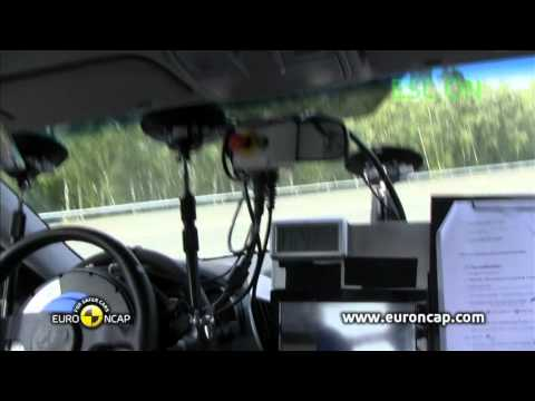 Euro NCAP | Hyundai Veloster | 2011 | Электронный контроль устойчивости