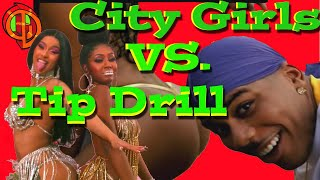City Girls Twerk Video Vs. Nelly's Tip Drill Review