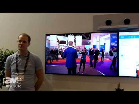 ISE 2016: Cisco Highlights TelePresence SpeakerTrack and PresenterTrack Videoconferencing Solutions