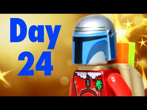LEGO Star Wars 75023 Advent Calendar 2013 Day 24 Review