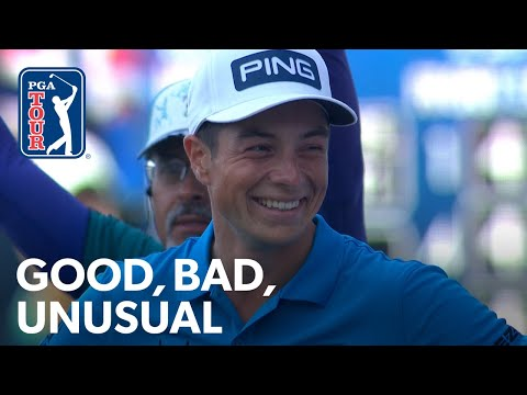 Viktorious Viktor, 84-year-old's car-winning putt & Sungjae's IM-possible shot