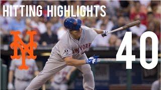 Bartolo Colon | Hitting Highlights