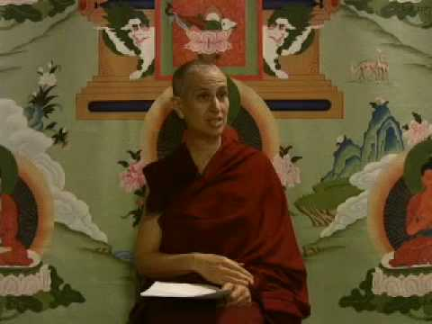 11-23-08 41 Prayers to Cultivate Bodhicitta - Verse 25 pt.1 - BBCorner