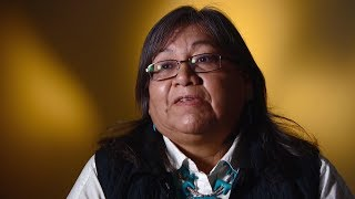 Residential school survivor: 'I grew up hating the colour of my skin.'