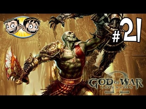 God of War Ascension - PART 21 - Arnold Schwarzenegger Vs. Danny DeVito - BroBrahs