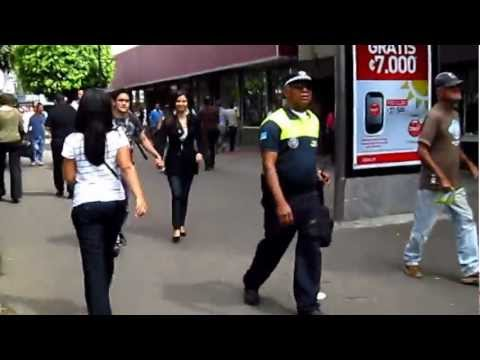 Costa Rica Chronicles- Excerpt Diez- Downtown San Jose, Costa Rica