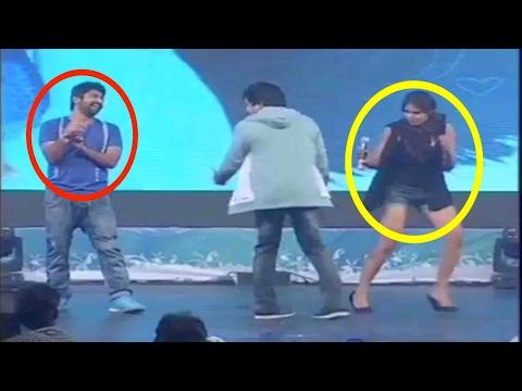 అలీ డాన్స్... నవ్వలేక చస్తారు - Sekhar Master VS Comedian Ali Dance Performance On Stage Video thumbnail