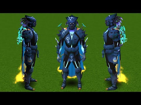 Sirenic Armour - Lvl 90 - Ultimates Buff & Death Penalty & Barrows Deluxe!