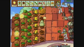 Plants versus Zombies - level 05-09