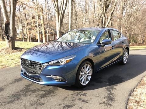 2017 Mazda3 Gt 6mt Redline Review