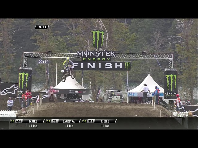 MXGP of Patagonia Argentina MXGP Full Qualifying Race 2015 - motocross