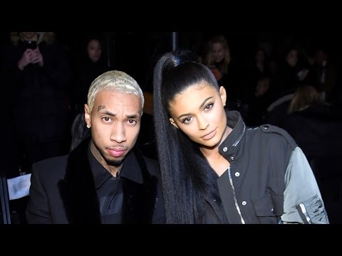 Kylie Jenner Reunites With Tyga at Kanye West's 'Famous' Concert