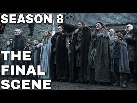 Game Of Thrones Season 8 Final Scene Of Series Game