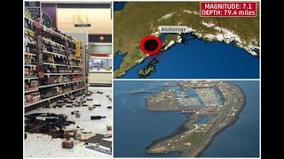 Baixar Reportan fuerte terremoto en Alaska