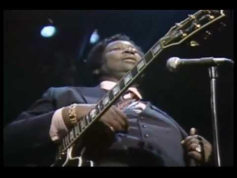 B.B. King - Live In Dallas (1983) - Full Concert