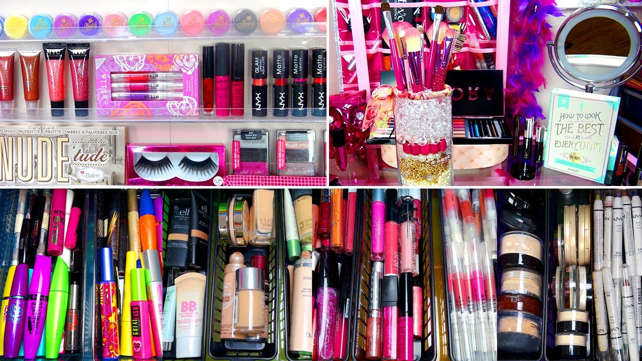 Makeup Collection Glitterforever