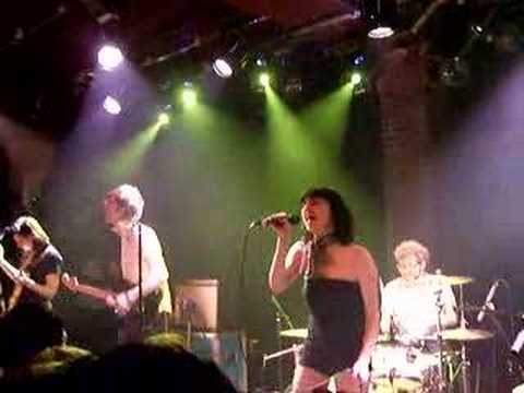The Long Blondes - Giddy Stratospheres (Maroquinerie)